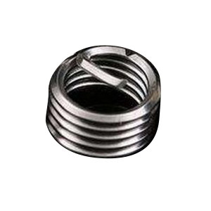 BASHAN/巴山 普通型有折断槽钢丝螺套 2*0.4*10 1Cr18Ni9Ti GJB119.1A-2001 1件