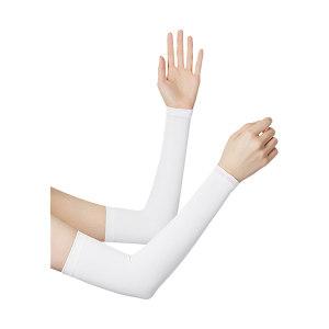BANANAUNDER/蕉下 零触系列防晒袖套 女款  均码 初白色(2只/包) 1包
