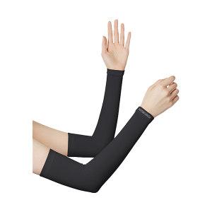 BANANAUNDER/蕉下 零触系列防晒袖套 女款  均码 云碳黑(2只/包) 1包