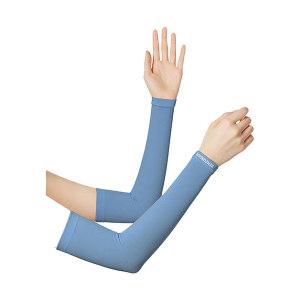 BANANAUNDER/蕉下 零触系列防晒袖套 女款  均码 杨帆蓝(2只/包) 1包
