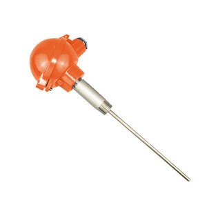 SUNLIT/阳语 一体化铂热电阻温度变送器 YTRSS+YTWG-14-50mm 含第三方检定 输出DC4~20mA 分度号Pt100 精度A级 三线制 插入深度100mm/50mm 测温端直径φ9 电气接口M20×1.5 过程接口G1/2安装附件 配带套管 套管材质S30408 套管直径φ14 接线盒材质铝 套管与仪表之间采用螺纹连接 DN150/DN100 1台
