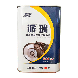 PERIC/派瑞 车用制动液 DOT5.1 1kg 1桶