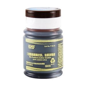 LEE'S SWAB/力可洁 碘伏消毒液 P-02-A 60mL 1瓶