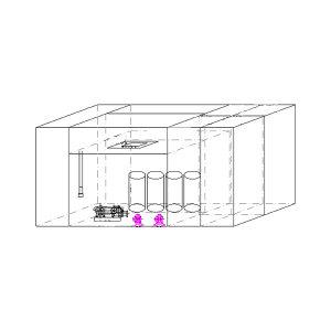 YKL/义科灵 废水处理一体机 500kg 1套