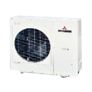 MITSUBISHI HEAVY HAIER/三菱重工海尔 KXD系列室外机 FDC80KXDE1GQ 3HP 冷暖 一级能效 单相电 不含安装 1台