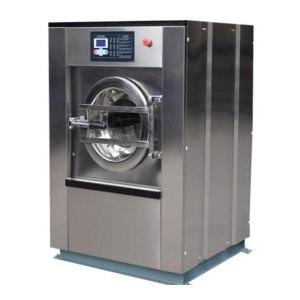 CHUNSU/淳素 全自动工业洗脱一体机 XGQ-20-380v 内滚筒和外壳材质304不锈钢 洗涤容量20kg干衣物 380V电压 1台