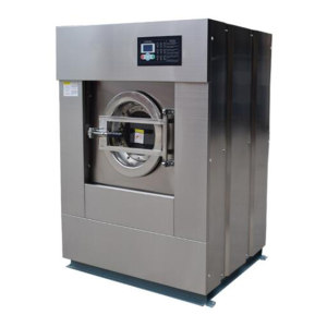 CHUNSU/淳素 全自动工业洗脱一体机 XGQ-25-380v 内滚筒和外壳材质304不锈钢 洗涤容量25kg干衣物 380V电压 1台
