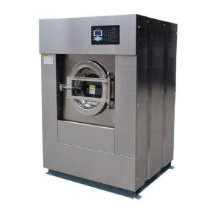 CHUNSU/淳素 全自动工业洗脱一体机 XGQ-30 内滚筒和外壳材质304不锈钢 洗涤容量30kg干衣物 220V/380V电压 1台