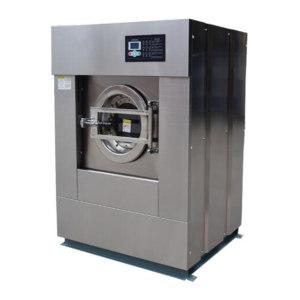 CHUNSU/淳素 全自动工业洗脱一体机 XGQ-50 内滚筒和外壳材质304不锈钢 洗涤容量50kg干衣物 380V电压 1台