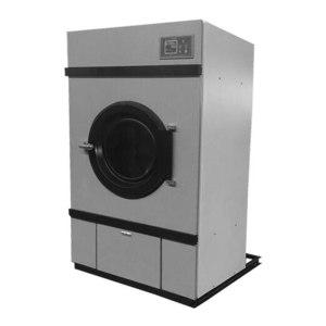 CHUNSU/淳素 全自动烘干机 HG-20-220v 内滚筒和外壳材质304不锈钢 烘干容量为20kg干衣物 220V电压 1台