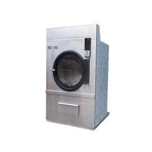 CHUNSU/淳素 全自动烘干机 HG-30 内滚筒和外壳材质304不锈钢 烘干容量为30kg干衣物 380V电压 1台