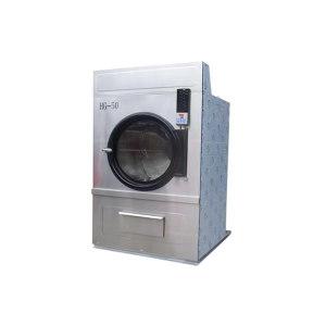 CHUNSU/淳素 全自动烘干机 HG-50 内滚筒和外壳材质304不锈钢 烘干容量为50kg干衣物 380V电压 1台