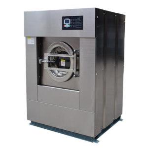 CHUNSU/淳素 全自动双层下洗上烘一体机 XTH-15-220v 内滚筒和外壳材质304不锈钢 洗涤容量15kg干衣物 烘干容量为15kg 220V电压 1台
