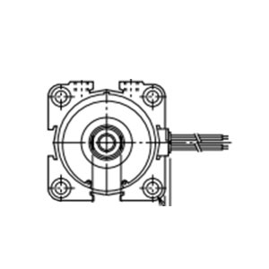 TAIYO/太阳铁工 液压缸 10S-6RSD63N100T00  缸径63mm 行程10mm 工作压力1.5MPa 1个