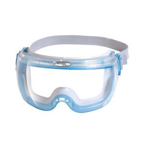 KIMBERLY-CLARK/金佰利 KLEENGUARD REVOLUTION 护目镜 14399 防刮擦防雾 均码 蓝色框架 透明镜片 1副