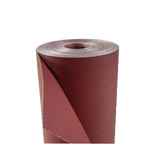 DLWH/都霖文昊 合成硅胶防火布 厚0.6mm-定制 红色 1平方米