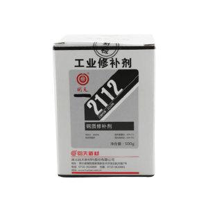 HUITIAN/回天 钢质修补剂 2112 438g+62g 1组