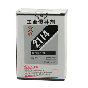 HUITIAN/回天 铜质修补剂 2114 214g+36g 1组