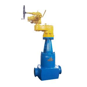 KA /开封高中压 电动疏水装置 Z960Y-420 DN200 双作用 最大转角90° 1000~1500N·m 1台