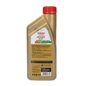 CASTROL/嘉实多 发动机油 EDGE 极护 SP 5W-40 1L 1瓶