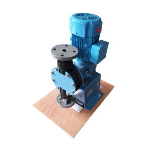 KEMPION/千世 加药计量泵 KDV-53L-PTC 流量348L/h 进口出口口径DN25 工作压力5bar PVC泵头 400W 1个