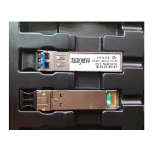 HIKVISION/海康威视 工业级光纤模块(LC口百千兆) HK-SFP-1.25G-20-1310-DF 双纤 单模 传输速率1.25Gb/s 传输距离20km 发送波长1310nm 1个