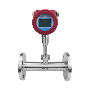 SUNLIT/阳语 热式质量流量计(法兰式) YFTDN/DN250/按键显示/4~20mA/220V/分体式/180℃ 1台
