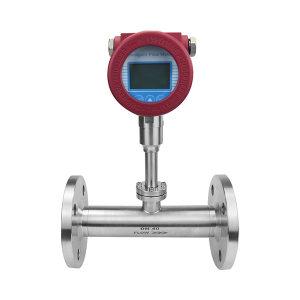 SUNLIT/阳语 热式质量流量计(法兰式) YFTDN/DN300/按键显示/4~20mA/24V/一体式/100℃ 1台