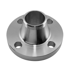 ZJ/洲际 带颈对焊法兰 DN50 PN40 RF 20#碳钢 HG20592 单独包装 1片