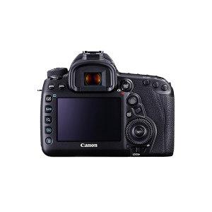 CANON/佳能 专业级全画幅高级单反摄影像照相机 5d4 Mark IV 3040万 单机身配24-105 USM拆头标配 1台
