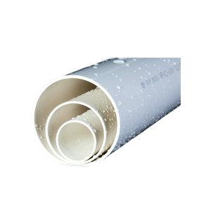 ZHONGCAI PIPES/中财管道 PVC-U排水管 DN110*3.2MM*4M 白色 1根