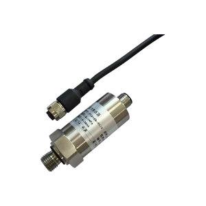 WNK/皖科 扩散硅传感器 WNK81MA 量程0~200kPa 安装螺纹G1/4 航空插头(3针) 24V供电 输出4~20mA 精度0.5% 两线制 扩散硅传感器 316L膜片 防护等级IP65 1台