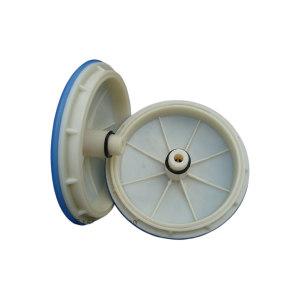 ZHOUSHI/宙石 微孔曝气盘 硅胶膜皮 215mm 标准215 ABS材质 硅橡胶膜皮 1个