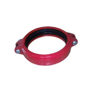 HETE/和特 刚性管接头 108 108mm 球墨铸铁 红色 1套
