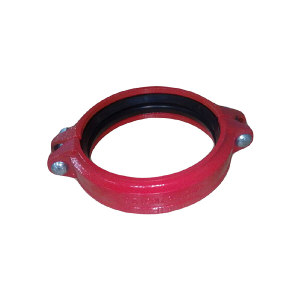 HETE/和特 刚性管接头 133 133mm 球墨铸铁 红色 1套