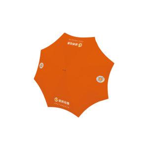 WENQIKU/文器库 塘鹅定制雨伞 190T碰击布+全纤维伞 架5.0×4.0纤维股+纤维中棒 +EVA伞头 φ110~120cm 高度92cm 1把