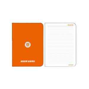 WENQIKU/文器库 塘鹅定制办公用笔记本 封面250g铜版纸覆膜纸,内页 80g以上书写纸 210×140mm×50张 1个