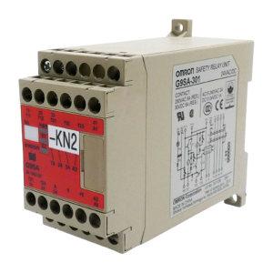 OMRON/欧姆龙 G9SA系列安全继电器单元-紧急停机单元 G9SA-301 AC/DC24V 1个