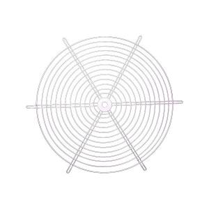 DINZOO/顶卓 风机防护网 4# 适配SF4 外圈直径390mm 1个