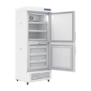 ZKML/中科美菱 医用冷藏冷冻箱 YCD-EL300 上室2~8℃/下室-10~-26℃ 上室187L/下室113L 电脑控温 1台