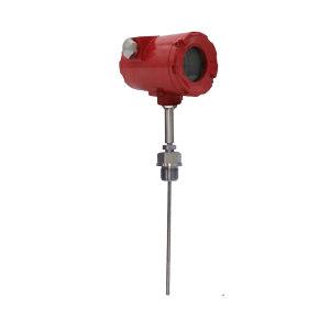 WINTERS 铠装热电阻 TER-D-DD-S-0-13-B-150-100-6-S-1-ZM-1-xps0+TTLCD 量程0~500℃ PT100 A级 4~20mA φ6mm 150mm延长颈 探杆材质316SS M20×1.5 温度变送器带显示 LCD显示 探杆长100mm 1只