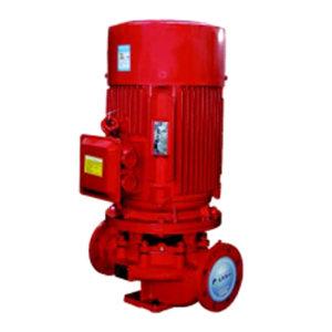 KSMP/凯仕 XBD-L系列立式消防泵 XBD3.2/5W-L 立式单级泵 额定流量18m³/h 额定扬程32m 2Cr13不锈钢叶轮 立式单级泵 额定流量5L/s 额定扬程32m 1台