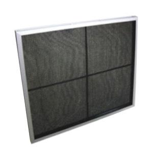 CHUANPU/川浦 滤网 480mm*755mm*10mm 铝框 1个