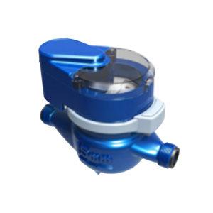 PZT/平政通科技 NB-IOT低功耗物联网远传水表 DN25 铁壳 螺纹连接 NB发射器 1个