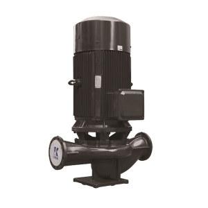 KQ/凯泉 立式单级离心泵 150KQL200-32-30/4 额定流量200m3/h 额定扬程32m 30kW 380V  球墨铸铁材质 SKF轴承 1台