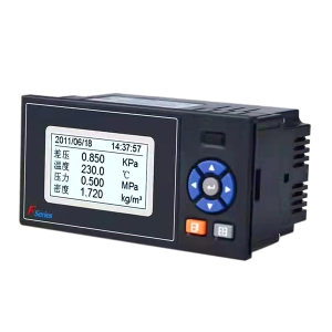 SUNLIT/阳语 积算仪 YF3000X           频率输入,4~20mA信号输入,温度信号输入,压力信号输入,带24V馈电输出,2路报 1个