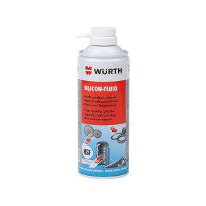 WURTH/伍尔特 食品级硅润滑喷剂 0893221000 400mL 1罐