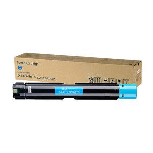PRINT-RITE/天威 经典装墨粉盒带芯片 SC2020 青色 适用DocuCentre SC2020/SC2020CPS/SC2020CPSDA 1个