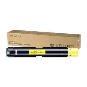 PRINT-RITE/天威 经典装墨粉盒带芯片 SC2020 黄色 适用DocuCentre SC2020/SC2020CPS/SC2020CPSDA 1个