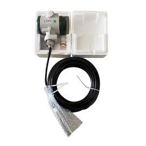AHJH/皖杰 投入式液位计 JH208-4000T 顶装 介质水 常温 量程4m 用于4×4×4m水箱水位监测 需配备显示屏 液位仪/显示屏安装位置相距90m 1个